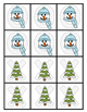 Show What You Know Tic Tac Toe (Snow Day) *FREEBIE* Literacy or Math Stations