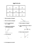 Tic-Tac-Toe Game (complementary and supplementary angles)