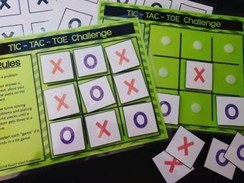 Tic-Tac-Toe Gameboard