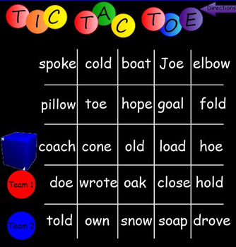 Tic-Tac-Toe Games for the SMART Board