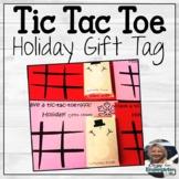 Tic Tac Toe Gift Card