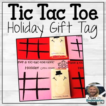 Tic Tac Toe Gift Card