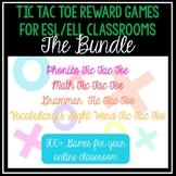 Tic Tac Toe Bundle for VIPKID/ESL Online Teaching