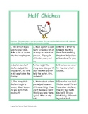 Tic-Tac-Toe Half Chicken