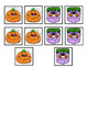 Tic Tac Toe Halloween Theme FREEBIE