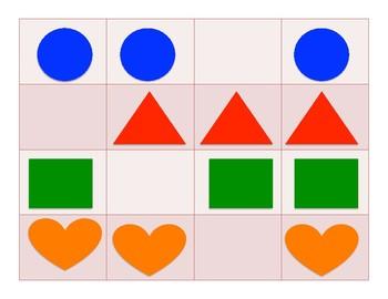Tic Tac Toe & Imitative Pattern