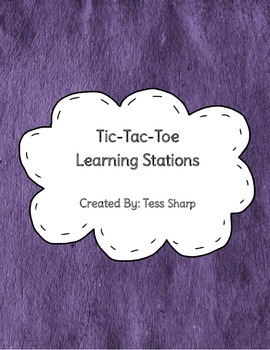 Tic-Tac-Toe Learning Stations