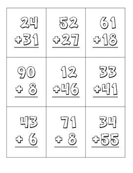 Tic-Tac-Toe Math Game