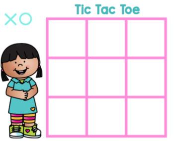 Tic-Tac-Toe Mats