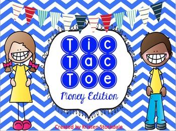 Tic Tac Toe Money Edition