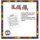 Tic-Tac-Toe Novel Practice
