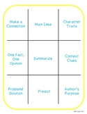 Tic Tac Toe! Reading Comprehension for Older Students