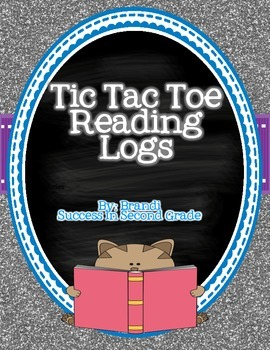 Tic Tac Toe Reading Logs