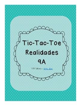 Tic Tac Toe (Realidades 9A)