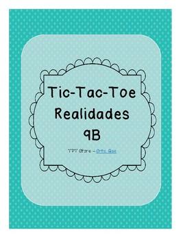 Tic Tac Toe (Realidades 9B)