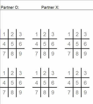 Tic-Tac-Toe  Review Any Unit!  Any Subject!  Make one in minutes!
