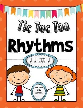 Rhythm Game: Tic Tac Toe Rhythms