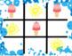 Tic Tac Toe Summer Holiday 4 pk - VIPKID reward idea