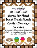 Tic Tac Toe Sweet Treats Bundle