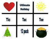 Tic Tac Toe Ultimate Holiday Bundle -12 pk- VIPKID reward idea