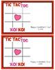 Tic Tac Toe Valentine