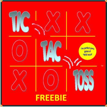 Tic Tac Toss