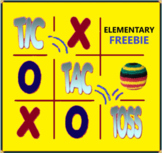 Tic Tac Toss for Elementary