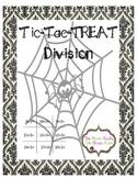 Tic Tac Treat Division Freebie