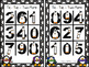 Tic-Tac-Two More:  NO PREP Penguin Counting On Game
