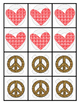 Show What You Know Tic Tac Toe (Valentines, Snow, Presidents) Literacy or Math