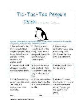 Tic-tac-toe unit 5 stories