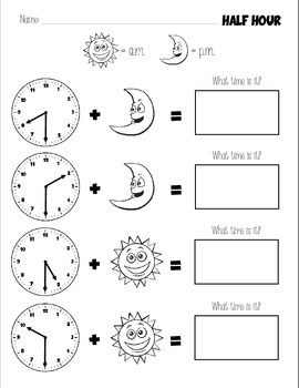 Tic-toc Reading a Clock - PART THREE - Tell time in no time!