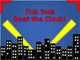 Tick Tock: CVC-a See and Say - slow