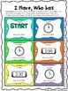 Tick Tock, Let's Read Clocks - A Time Packet for the Elementary Classroom