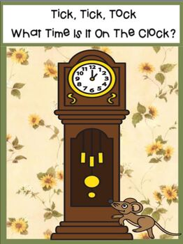Tick Tock Time Clock SMARTBOARD PLUS FREAKY Fun Facts