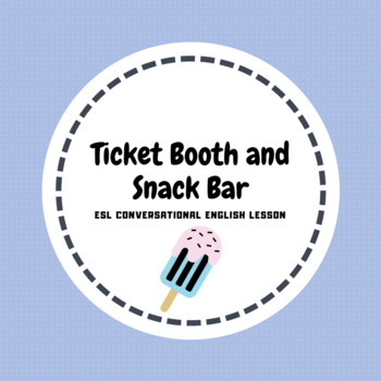 Ticket Booth and Snack Bar Powerpoint