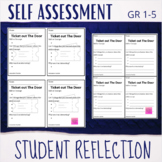 Ticket Out the Door Reflection and Self Assessment