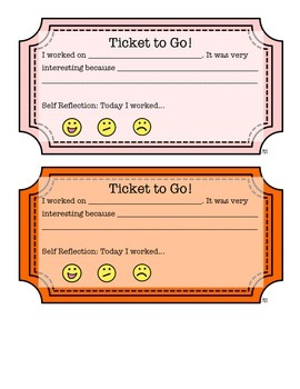 Exit Slips for the Busy Common Core Teacher