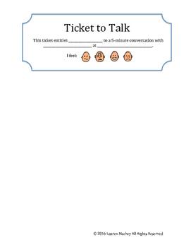 Ticket to Talk