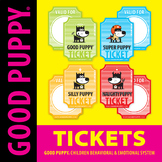 Tickets . Child Behavioral & Emotional Tools by GOOD PUPPY