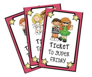 Tickets for Classroom Super Fridays