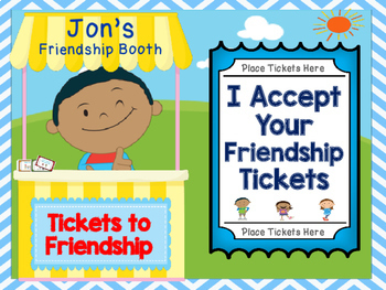 Tickets To Keep A Friendship: Thinking Social Game