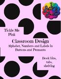Tickle Me Pink Classroom Set
