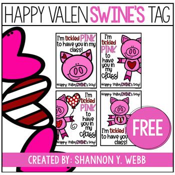 Tickled Pink Valentines FREEBIE