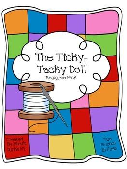 Ticky Tacky Doll