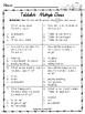 Tiddalick Worksheets