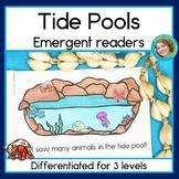Tide Pool Emergent Reader