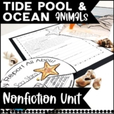 Tide Pool and Ocean Mini-Unit Common Core Aligned