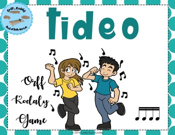 Tideo, Orff & Kodaly All-in-One Resource!