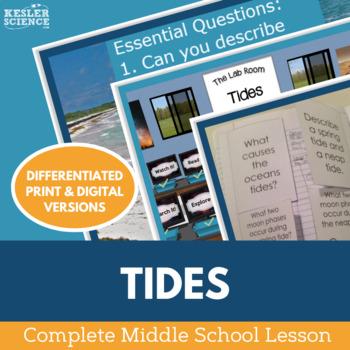 Tides Complete 5E Lesson Plan